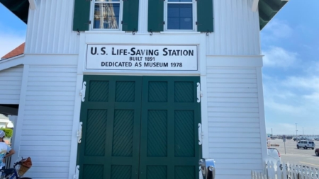 Ocean City Life-Saving Station Museum Offering Free Outdoor Programs