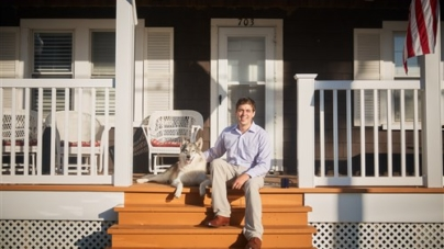 Peter Buas, Candidate for Ocean City Council on his Campaign and Vision