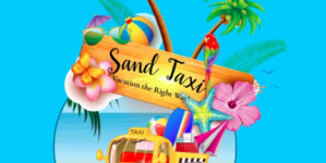 Sand Taxi: Vacation the Right Way