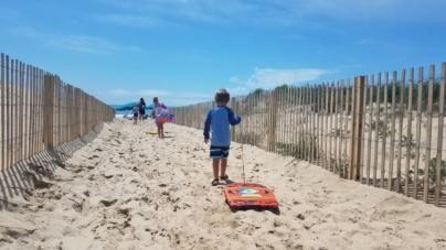 Summer 2020 in Ocean City Md