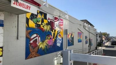 Dorchester Street Public Art Panels Project