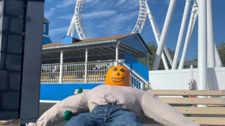 Build Your Own Scarecrow: A Fall Tradition