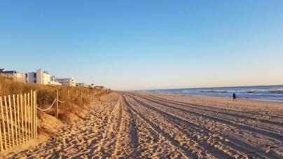 Ocean City in the Fall