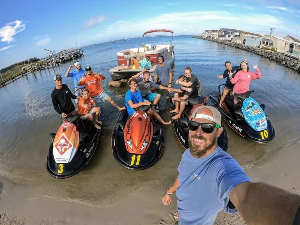 Odyssea Watersports, Ocean City, MD